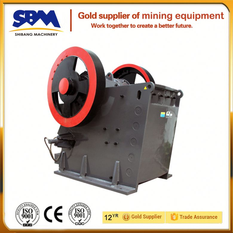 2017 new chinese supplier jaw crusher drawing price