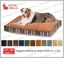 purple pet bed for dog cave dog bed