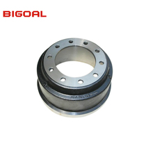 Auto chassis brake system 66895 brake drum for American truck and trailer