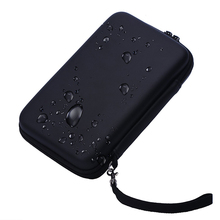 factory custom EVA Waterproof PU Carrying hard equipment case for Travel