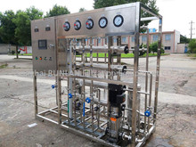 RO water filter plant for mineral,microorganism, organic removal,pure water treatment system