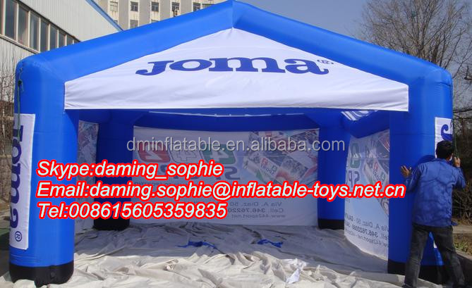 Inflatable Tents - Inflatable Kiosks - Inflatable Trade Show Booths