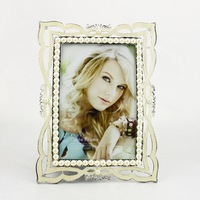 triple photo frames photo frame digital clock timber photo frame