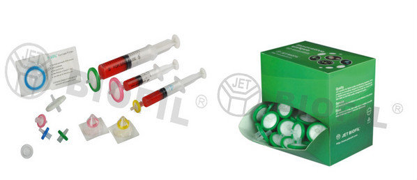 Laboratory Consumable Syringe Driven Filter