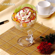 ice cream / juice / beer glass cup ice cream cup top quality