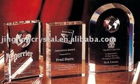 china factory directly supply cheap product for new design crystal book trophy