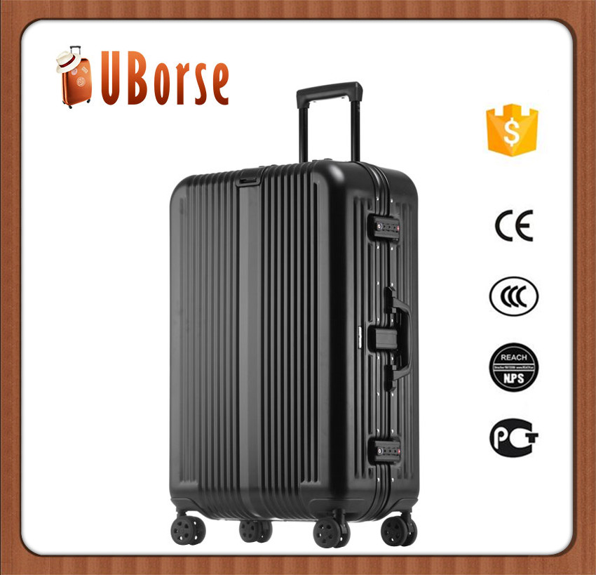 UBORSE 24 inch travel trolley Business laptop luggage bags