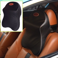 China manufacture new item memory foam car pillow for neck support