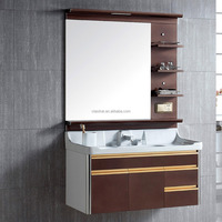 3203 China supplier wall hung waterproof modern style selections bathroom vanities