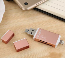 micro USB sd card reader writer driver For smartphone