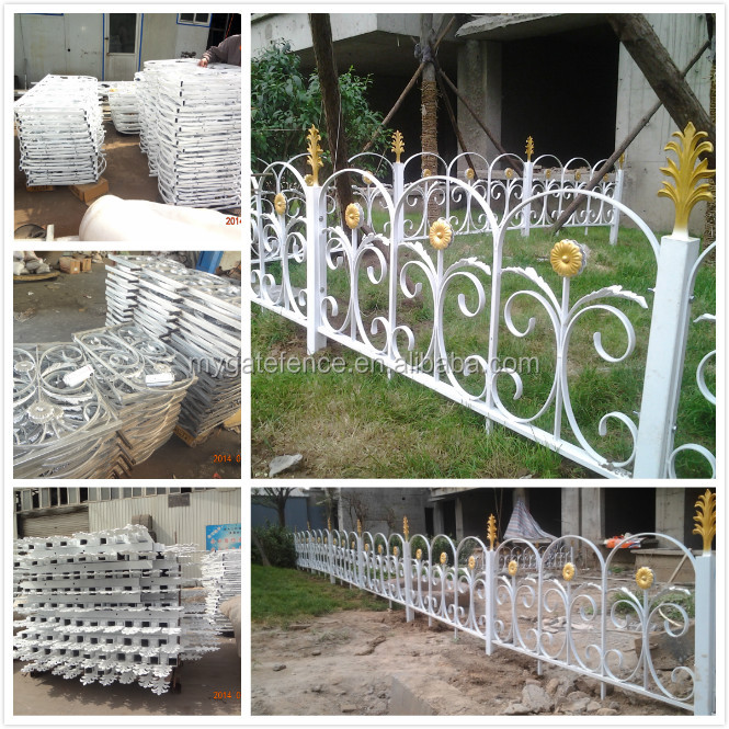 cheap prefab wrought iron fence panels prefabricated used. Black Bedroom Furniture Sets. Home Design Ideas