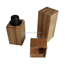 High quality cheap price small single bamboo essential oil box