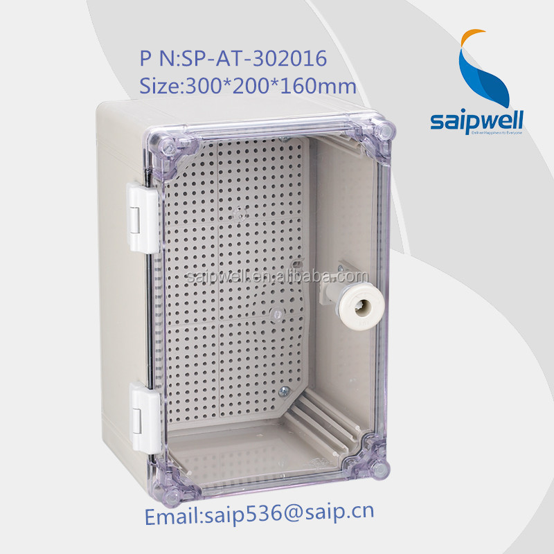 small waterproof aluminum enclosure box ip65