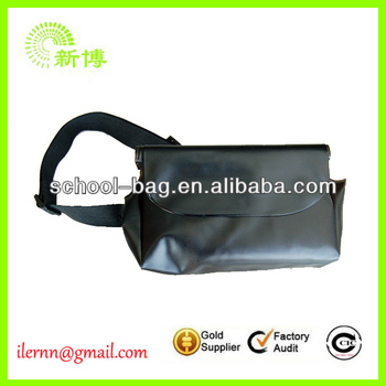 Factory directly design leather waist bags for men