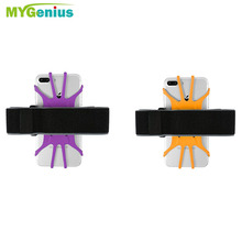silicone outdoor sports running armband phone bag case