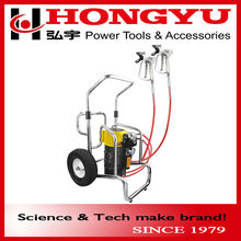 Portable Airless knapsack power sprayer 2.5KW Professional level