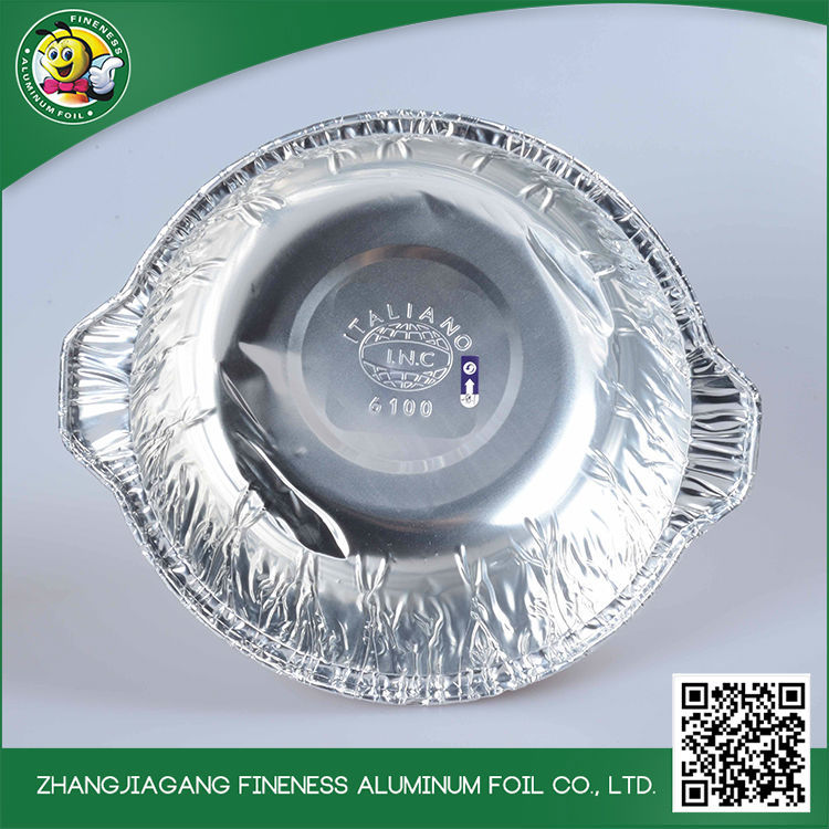 fashionable insulated food foil container