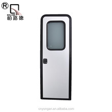 China hot sale and best quality teardrop trailer door