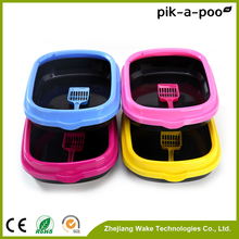 Custom Color Wholesale Indoor Dog Toilet,Dog Pet Toilet Tray,Toilets for Dogs and Cats