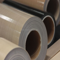 Hot selling dupont PTFE teflon coated fiberglass tensioned fabric
