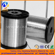 nickel chrome bright annealing electric heating wire