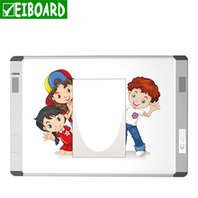 New integrated school all in one touch screen smart white board