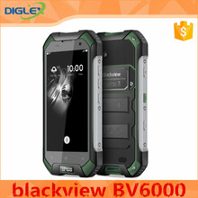 NEW The original Blackview BV6000 4.7-inch HD screen smartphone 3GB RAM + 32GB ROM Cell Phone MT6755 eight-processor Android 6.0