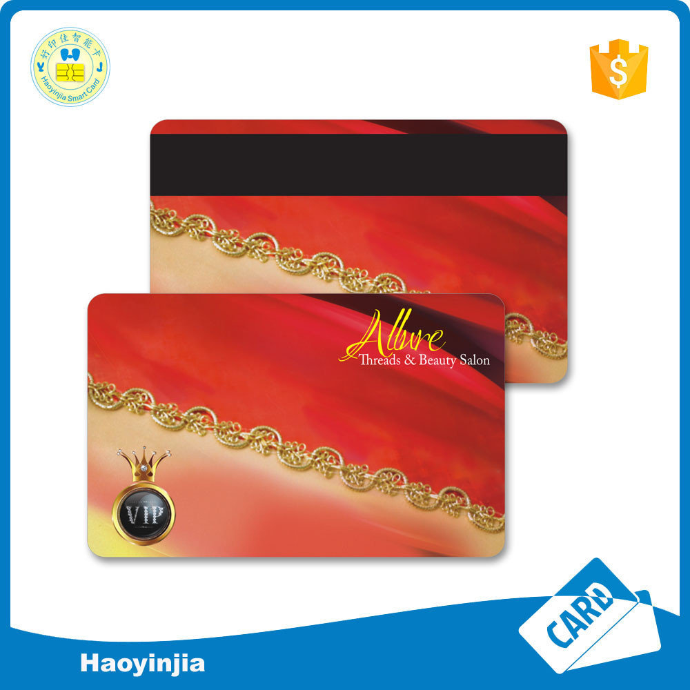 High quality cmyk printing giftcard for gift card box