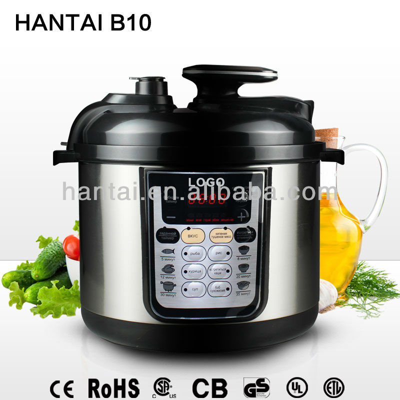 electric cooker pressure cooker is new model in market many functions soup rice cake steam oven beef save time and power