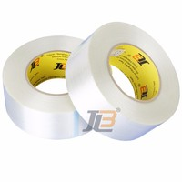 Chemical fiber high strength mono-directional filament tape