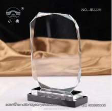 Factory 2017 Various New Design Blank Glass Crystal Awards Plaque