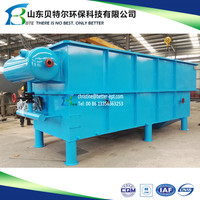 50cmb/hr Oily Wastewater Treatment Unit DAF Machine for Shipping Wastewater