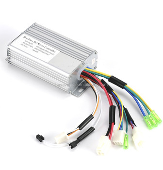 500w Electric Bike Brushless DC Motor Controller