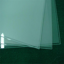 China clear and ultra clear 3mm non glare glass for display screen