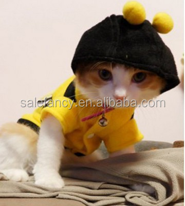 Best seller pet clothing for cats pet party clothes pet clothes QPA-5027
