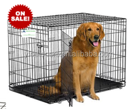 New style double dog cage carriers