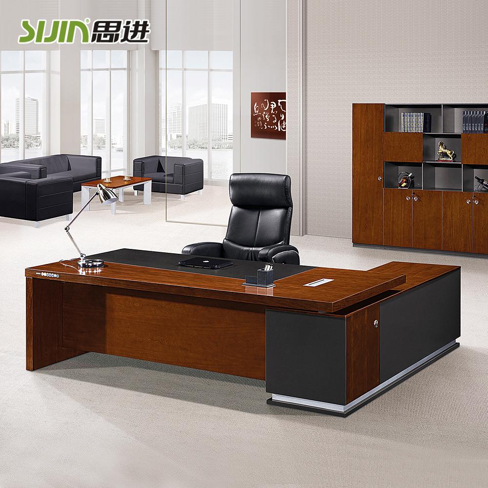 Luxury Wooden Office DeskOtobi Furniture In Bangladesh