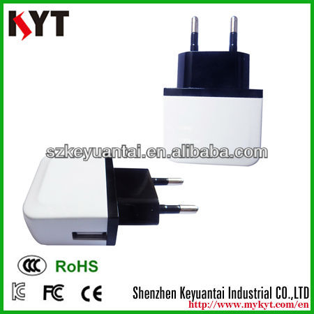 Universal 5V1A usb power adapter android