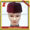 2014 Fashionable Islamic prayer felt Caps CBM -158