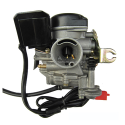Factory Directly Sell engine spare parts scooter 50cc carburetor