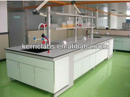 Lab work bench / Anti-static laminate counter