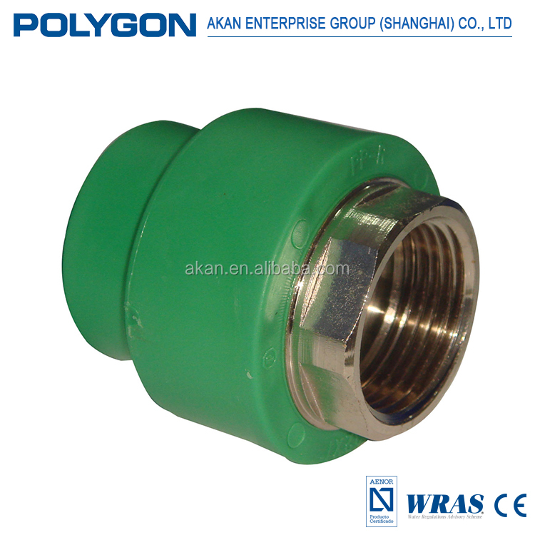 High-quality products are competitively priced on time delivery Polygon Fittings Supplier Ppr Pipes Size