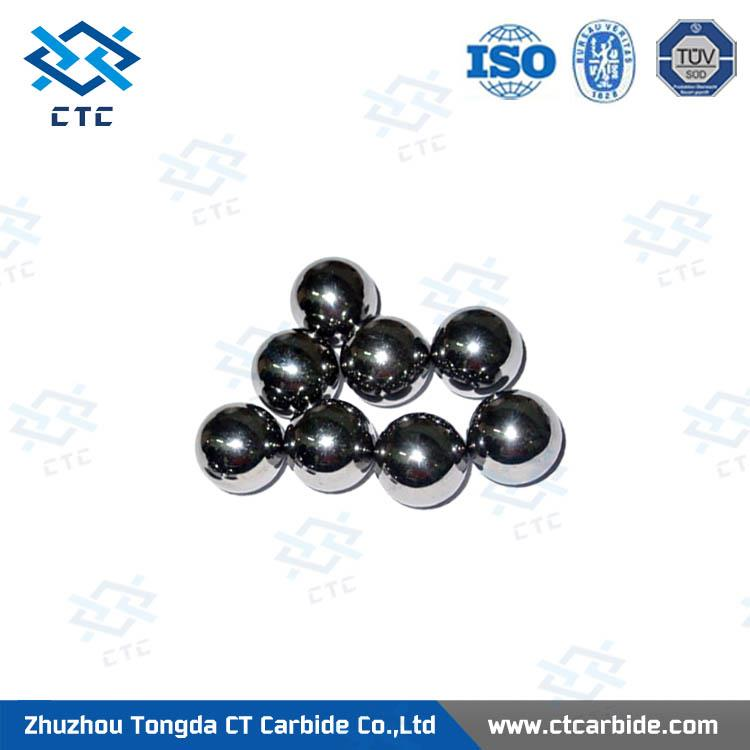top grade tungsten carbide ball for mill grinding with low price