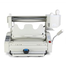 NEW HOT 110V MELT GLUE BOOK BINDER PERFECT BINDING MACHINE