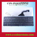 For Asus N53 N57 Original RU Layout Laptop Keyboard