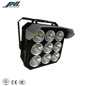 Football stadium high power waterproof led flood light projector lamp