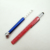 6 in 1 multi-function metal Tool Pen with tire thumper,Ruler,Ballpoint Pen,Stylus,2 Screw Driver and Opener, Multifunction