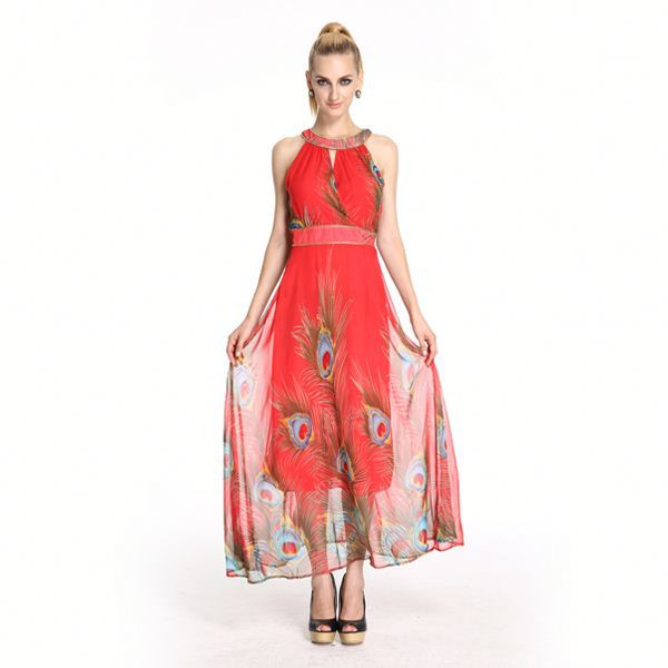 Wholesale Price Premium Quality Professional Formal Dresses For Middle Aged Women