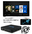 Cheapest 4K High Dynamic Range Amlogic S905X Android 6.0 MarshmaIlow TV Box Indian channels Kodi 16.1 installed Mini PC Android
