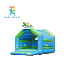 Cheap Tortoise Bouncy Castle For Kids,Used Commercial Bounce House For Sale